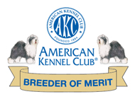 American Kennel Club Breeder of Merit